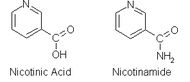 niacin and protein relationship