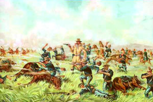 what happened at the battle of little bighorn in 1876