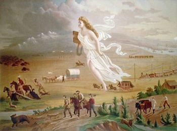 manifest destiny in spanish