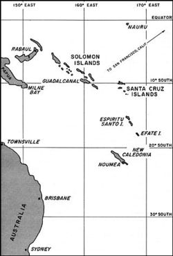 The US Troop Convoy And Warship Task Forces