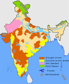 5 physical divisions of india