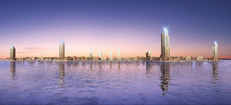 Emaar UAEs Pakistan subsidiary is building Crescent Bay in Karachi