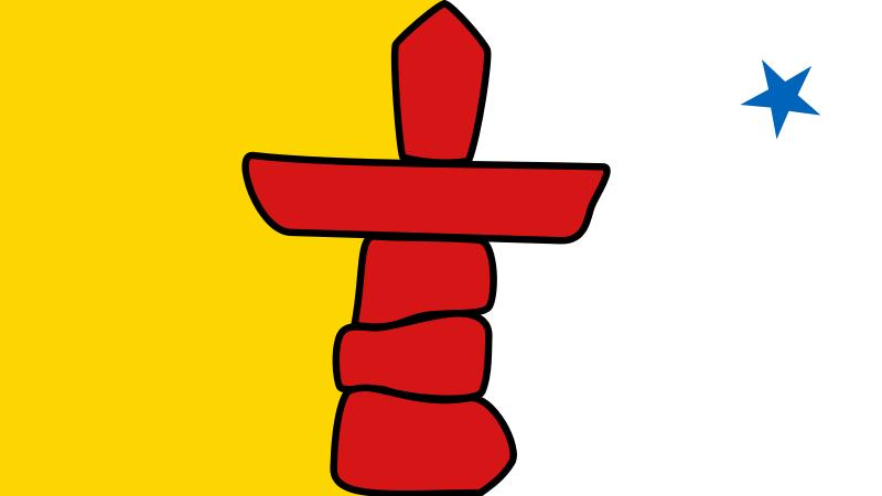 Image:Flag of Nunavut.svg