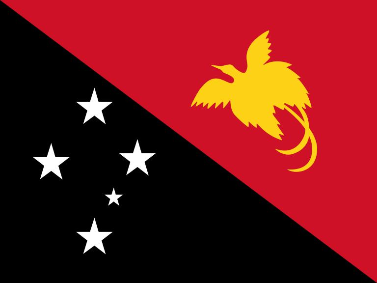 Image Flag Of Papua New Guinea Svg Wikipedia The Free Encyclopedia