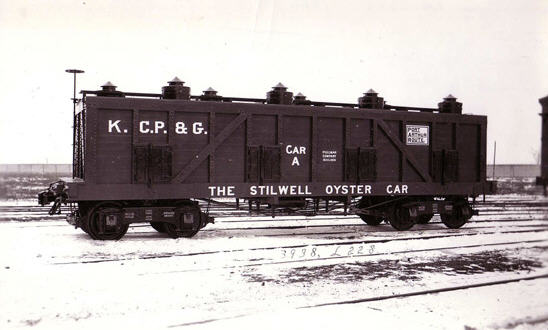 Wooden Rail Cars ~ Image the stillwell oyster car g wikipedia