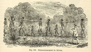 slavery in the nineteenth century