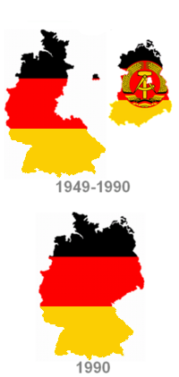 Republic of germany west germany and the german democratic republic