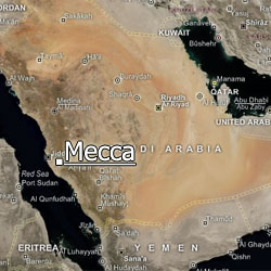 Mecca Map Route Mecca on mesopotamia map, middle east map, world map, damascus on map, iraq map, medina map, israel map, makkah map, strait of hormuz map, sinai peninsula map, jerusalem map, persian gulf map, red sea map, aden map, india map, japan map, mediterranean sea map, baghdad map, arabian peninsula map, saudi arabia map,
