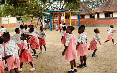 Ghana Charity: Sponsor a Child in Ghana