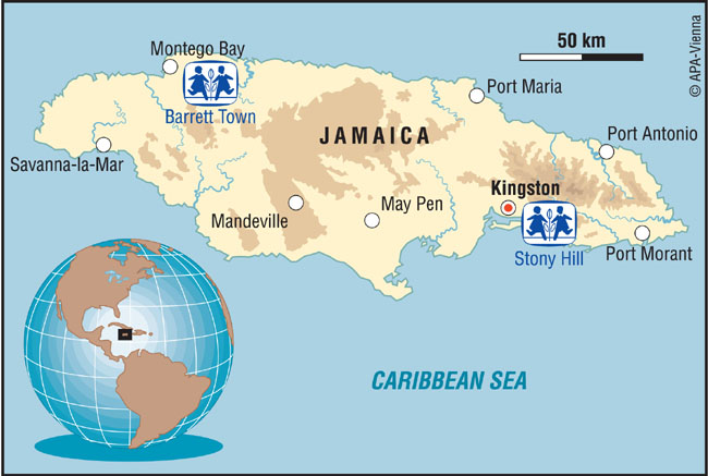 Pin Jamaica World Map Ajilbabcom Portal on Pinterest