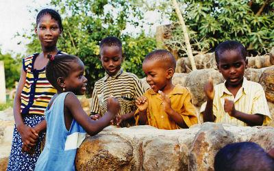 Senegal Charity: Sponsor a Child in Senegal