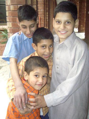 Pakistan Earthquake Summary