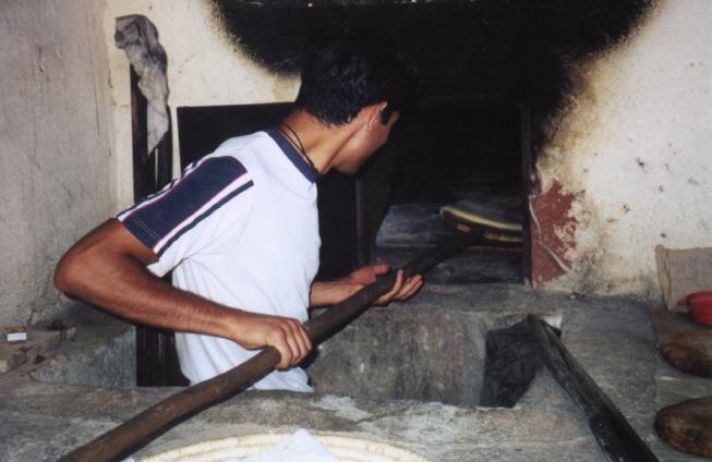 21 bread oven